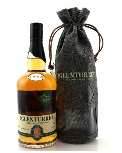 The Glenturret Triple Wood 43% 0.7 l