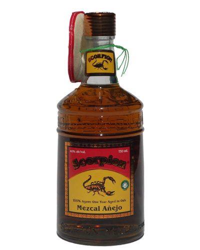 Scorpion Mezcal Anejo 40% 0.75 l