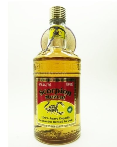 Scorpion Mezcal Reposado 40% 0.75 l