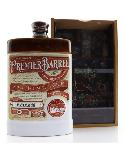 Premier Barrel Dailuaine - Sherry Matured 46% 0,7l