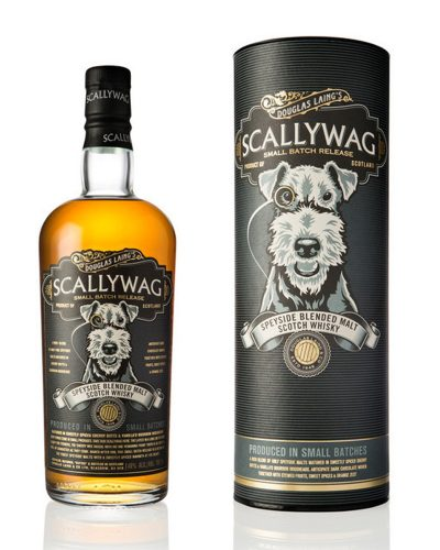 Scallywag w tubie 46% 0,7l