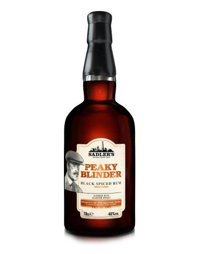 Peaky Blinder Black Spiced Rum 40% 0.7 l